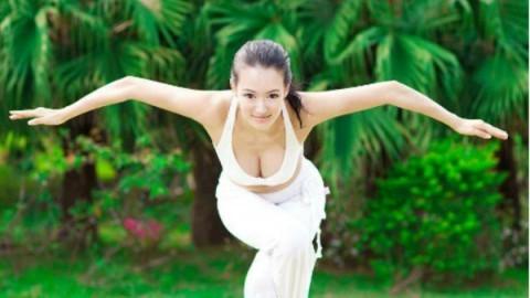 女性调理瑜伽